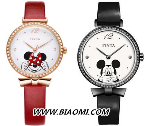 """""""米老鼠,加勒比海盗,美女与野兽""""  这几款手表有些意思 名表赏析 第1张"""