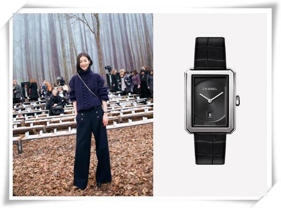 各种风格轻松驾驭 来看大表姐刘雯的巴黎时装周