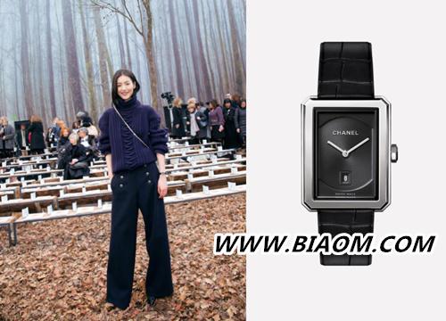 各种风格轻松驾驭 来看大表姐刘雯的巴黎时装周 热点动态 第1张
