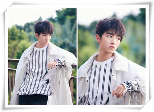 王俊凯的春装大片?看过这个帅小伙的粉丝们不淡定了