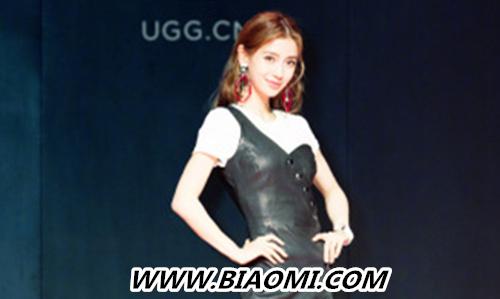 angelababy将出席UGG春夏新品发布会 你关注她的腕上配饰了么 热点动态 第1张