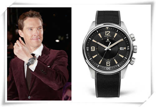 本尼迪克特·康伯巴奇 《复联3》首映礼腕饰何许表也?