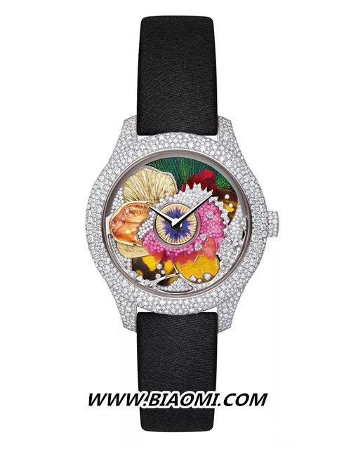 Dior 新一季高级珠宝腕表推出 名表赏析 第2张