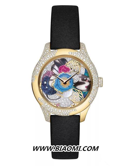 Dior 新一季高级珠宝腕表推出 名表赏析 第3张