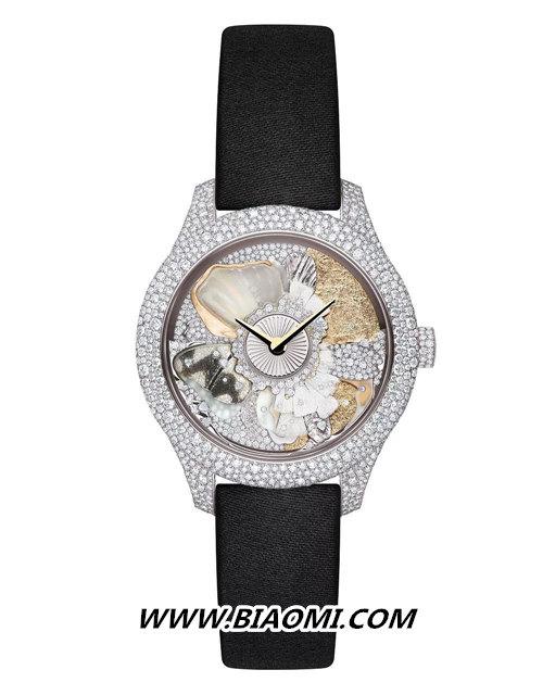 Dior 新一季高级珠宝腕表推出 名表赏析 第5张