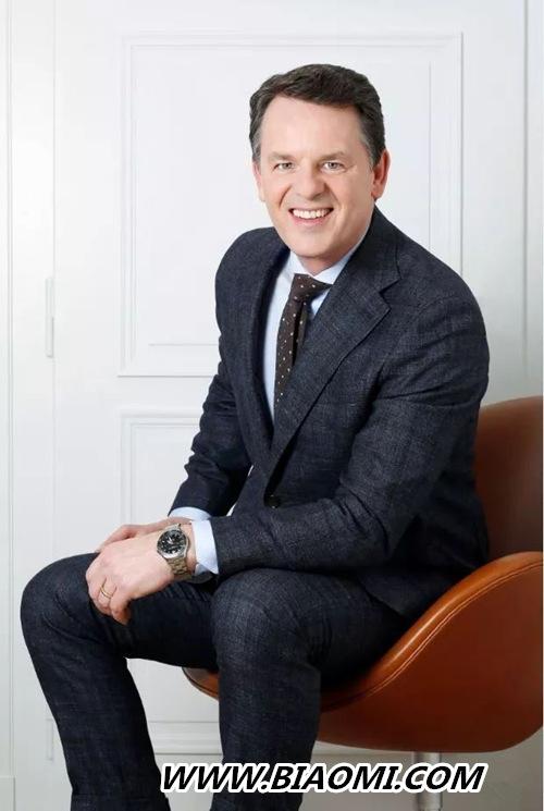 名士(Baume & Mercier)宣布新任全球首席执行官 热点动态 第2张