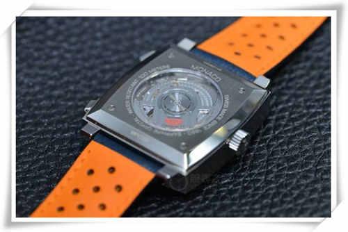 有点酷:泰格豪雅摩纳哥系列GULF特别版腕表及背后的故事?