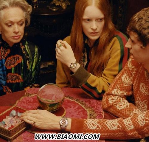 当时尚与神秘汇合?像Gucci这样的占卜师了解一下 热点动态 第3张