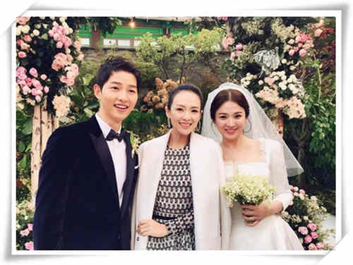 宋慧乔——嫁给爱情的女人胖点又何妨?