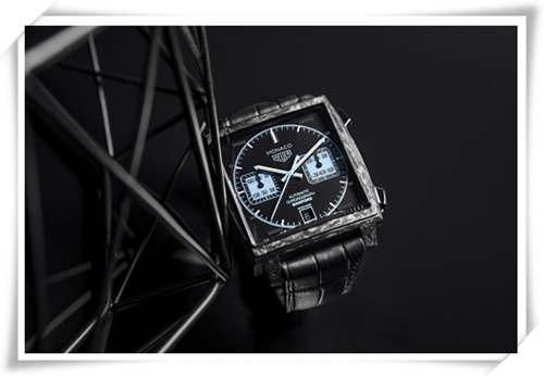 TAG Heuer泰格豪雅与Bamford Watch Department合作,全新演绎摩纳哥系列