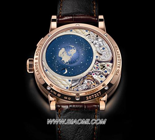 朗格表的九大发明 手表百科 第1张