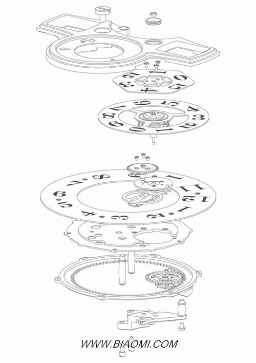 朗格表的九大发明 手表百科 第7张