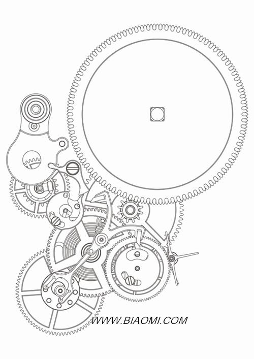 朗格表的九大发明 手表百科 第10张