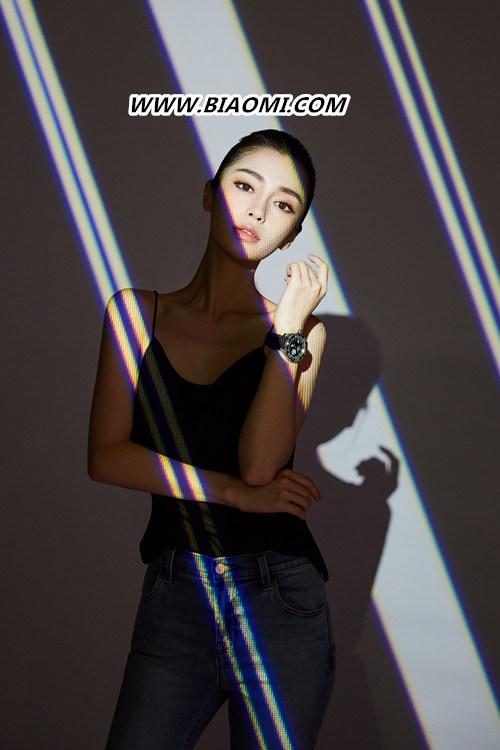 TAG Heuer泰格豪雅携手全球品牌大使Angelababy推出全新视觉广告 热点动态 第3张