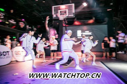天梭速驰系列NBA球队款腕表点亮京城夏夜 行业资讯 第5张