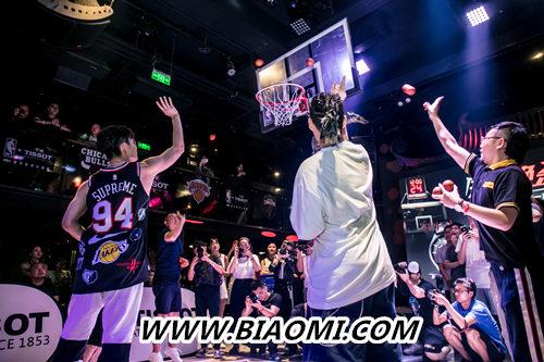 天梭速驰系列NBA球队款腕表点亮京城夏夜 热点动态 第4张