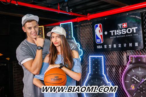 天梭速驰系列NBA球队款腕表点亮京城夏夜 热点动态 第9张