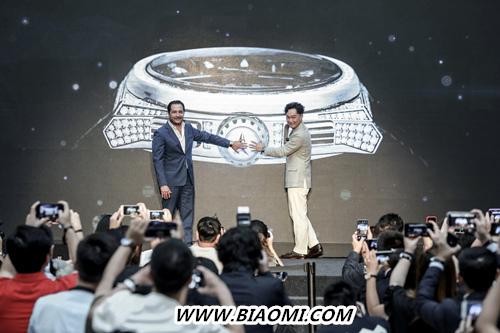 真力时携手陈奕迅首现天津 官方视频震撼发布 热点动态 第2张