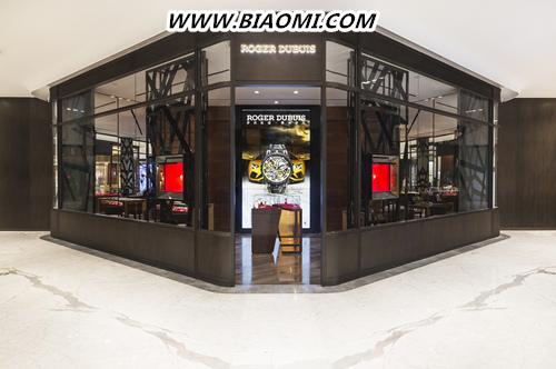 Roger Dubuis罗杰杜彼西安SKP专卖店隆重开幕 热点动态 第2张