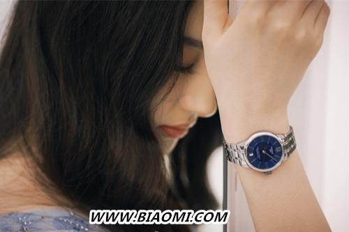 刘亦菲全新大片出炉 天梭杜鲁尔系列腕表是主角? 热点动态 第1张