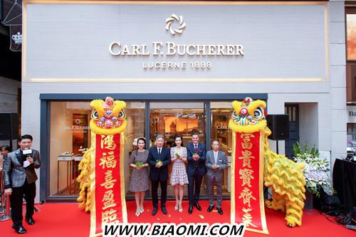 宝齐莱香港精品店  隆重开幕 热点动态 第1张