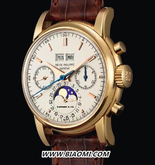 蒂芙尼&百达翡丽Ref.2499腕表 成为亚洲拍卖史上最贵腕表 热点动态 第3张
