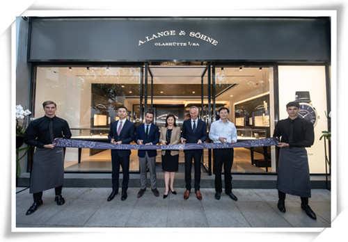 朗格成都首家专卖店盛大开幕暨上海专卖店迁址重装揭幕