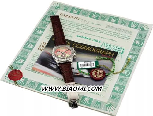 最贵的现代劳力士腕表 竟是真力时机芯? 收藏保养 第3张