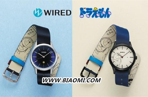 WIRED推出《哆啦A梦/机器猫》手表?把蓝胖子戴到手上是什么体验 热点动态 第1张