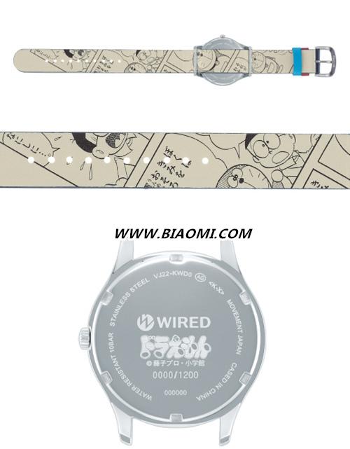 WIRED推出《哆啦A梦/机器猫》手表?把蓝胖子戴到手上是什么体验 热点动态 第3张