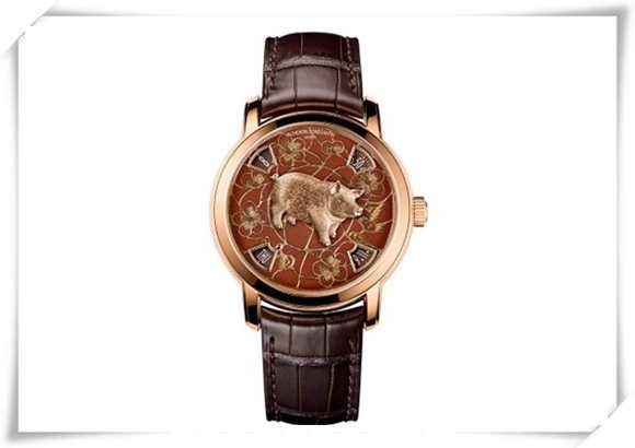 猪年到 各大腕表品牌的小猪猪腕表哪个最吸引你?