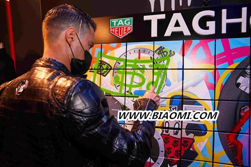 艺术碰撞时间:TAG Heuer泰格豪雅携手先锋艺术家Alec Monopoly发布两款腕表新作 名表赏析 第1张