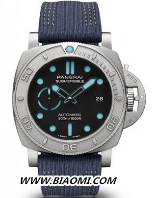 沛纳海的Submersible年?新品腕表你最心动哪一款? 名表赏析 第3张