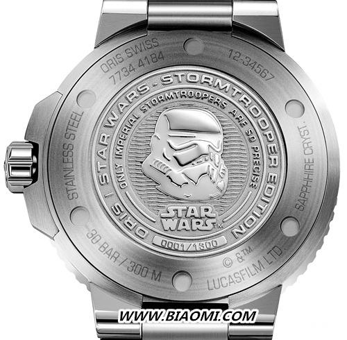 星战粉们不淡定了 豪利时星球大战限量版腕表赚足了眼球 名表赏析 第3张