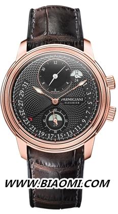驰骋四海 腕间相随 帕玛强尼TORIC HÉMISPHÈRES RÉTROGRADE腕表打开远方与家的时空之门 名表赏析 第2张