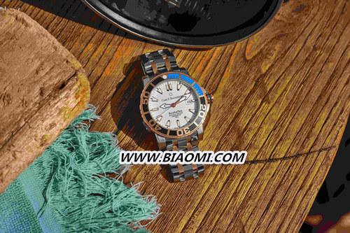 蓝色时刻 柏拉维系列腕表炫酷设计 沁爽炎炎夏日 名表赏析 第3张