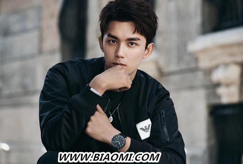 吴磊成为 Armani大中华区及亚太区全新男士腕表形象代言人 名表赏析 第2张