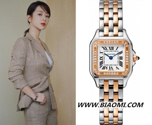 杨紫西装LOOK引热议 腕表才是亮点 名表赏析 第2张
