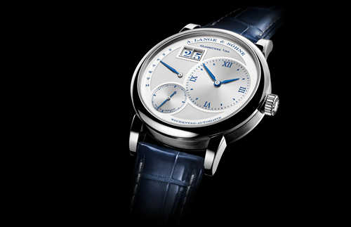"LANGE 1 DAYMATIC ""25th Anniversary"" LANGE 1的自动上链版本"