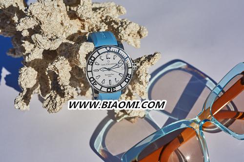 炫彩时刻 柏拉维女装腕表系列 凝萃盛夏色彩于腕间 名表赏析 第2张
