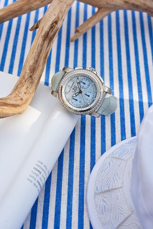 炫彩时刻 柏拉维女装腕表系列 凝萃盛夏色彩于腕间 名表赏析 第3张