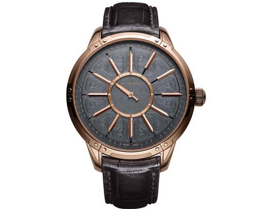 飞亚达设计师品牌沐杨时计 轩辕剑腕表如何?