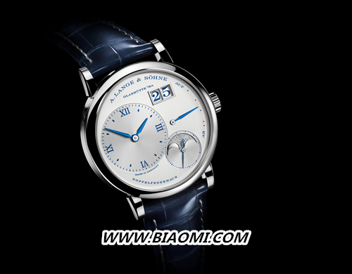 "朗格 LANGE 1 MOON PHASE ""25th Anniversary"" 名表赏析 第2张"