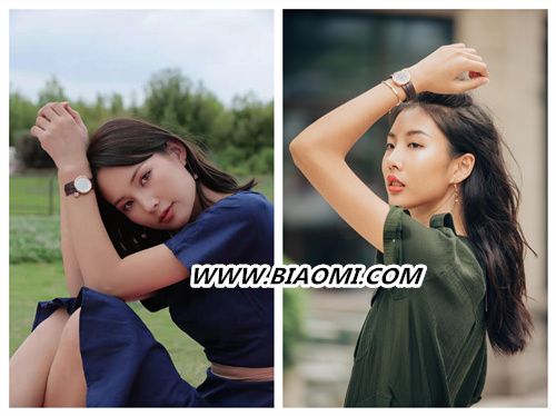 皮表带魅力升级 巧『编』腕间时髦范 CALVIN KLEIN extent 罗马鞋系列女士腕表 中国独家款 热点动态 第5张