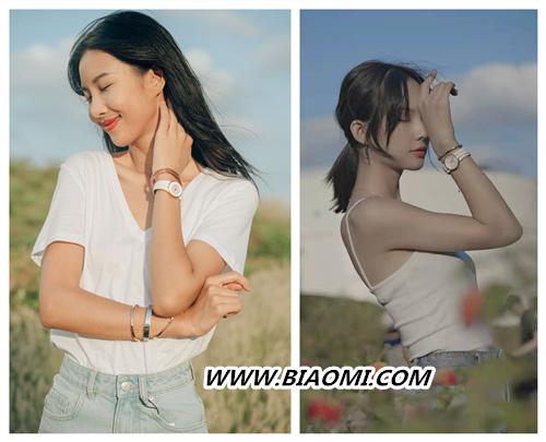 皮表带魅力升级 巧『编』腕间时髦范 CALVIN KLEIN extent 罗马鞋系列女士腕表 中国独家款 热点动态 第6张