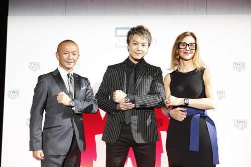 传承经典,再续传奇: TAG Heuer泰格豪雅于东京发布 第四款Monaco(摩纳哥系列)限量版腕表