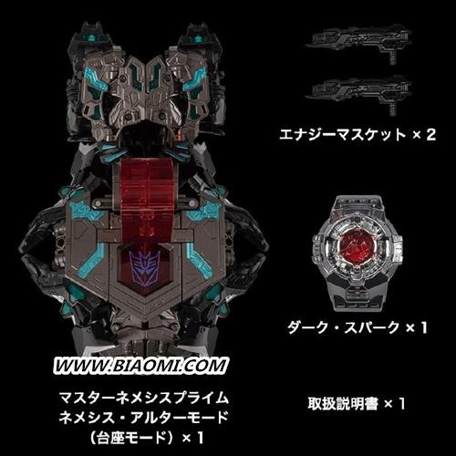 卡西欧G-Shock与变形金刚联名 推出暗黑配色擎天柱 名表赏析 第3张