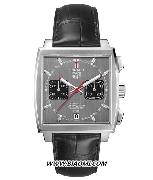TAG Heuer泰格豪雅Monaco(摩纳哥系列)腕表搭载全新自制机芯,引领前卫先锋制表技艺 名表赏析 第6张