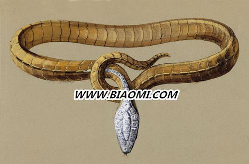 Boucheron宝诗龙发布Serpent Bohème系列全新作品 Serpent Bohème系列 宝诗龙 名表赏析  第1张