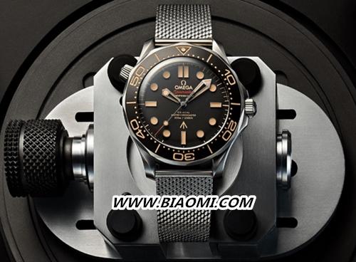 欧米茄推出007版海马系列腕表 詹姆士庞德腕表提前亮相? 名表赏析 第1张